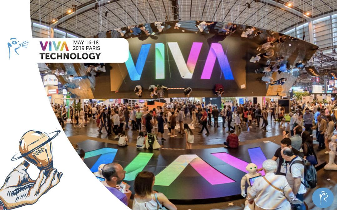 Venez rencontrer Meersens à Viva Technology