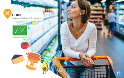 Organic products, EU origin and non EU, what you must know !