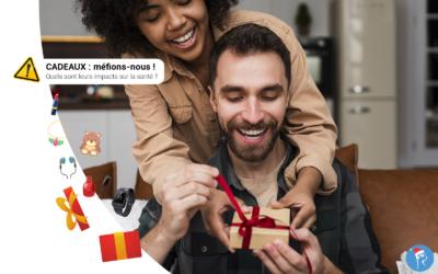 Des cadeaux de Noël à risque pour votre santé ?