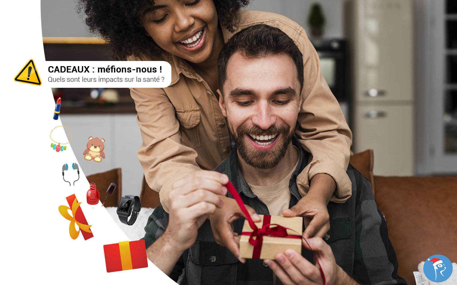 Cadeaux de noel et santé