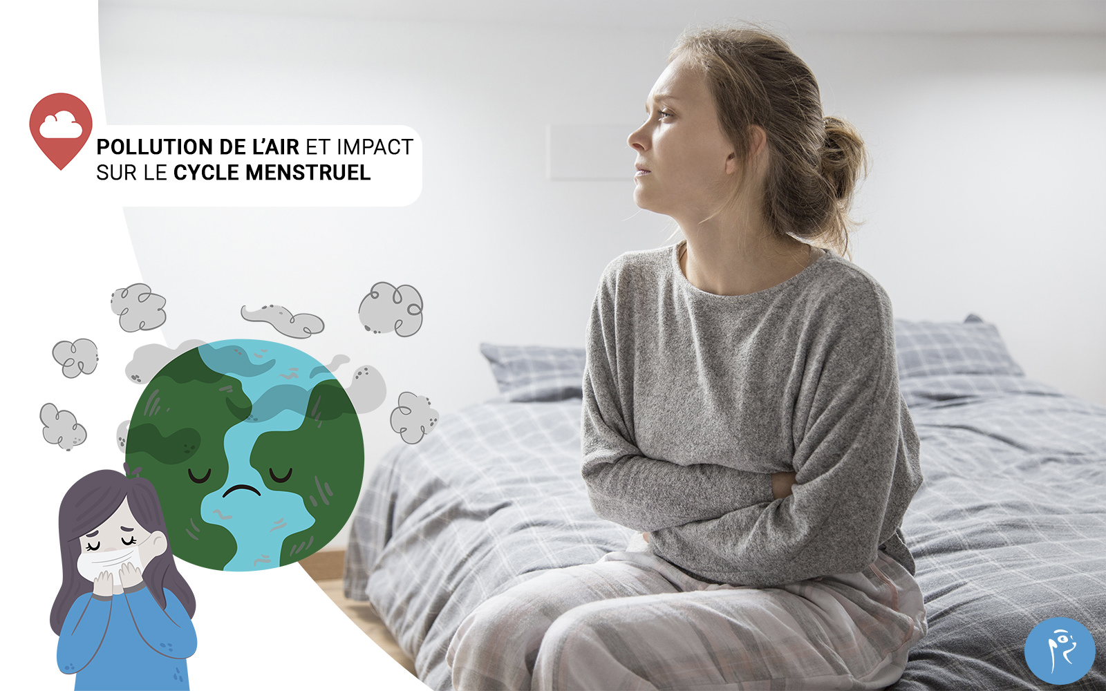 Air pollution and its impact on the menstrual cycle