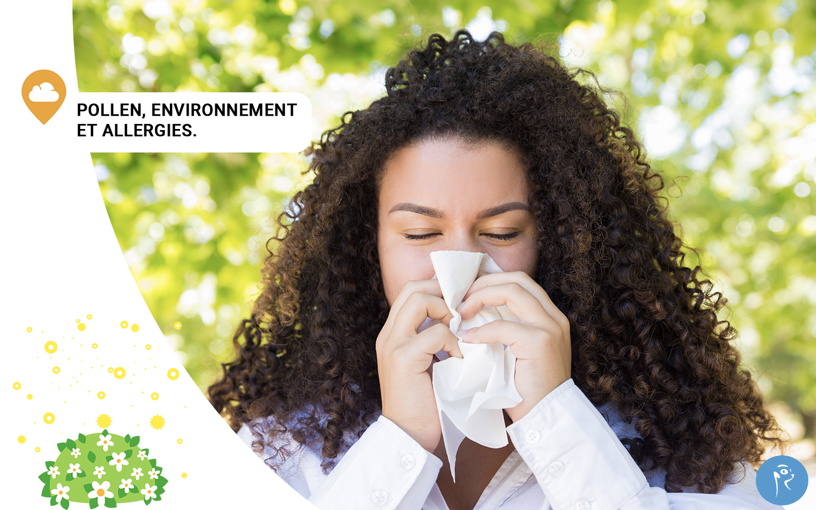 Pollen, environnement et allergies : vrai ou faux ?