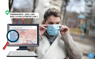 L'air et la pollution, vecteurs du Covid-19 ? Ce que nous dit la science.