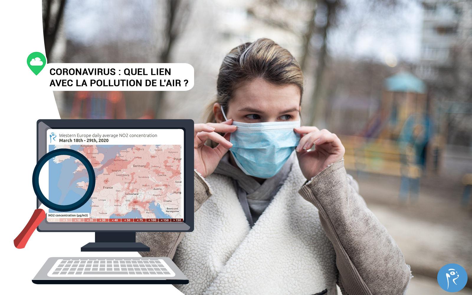 Coronavirus et pollution de l'air, quel lien ?