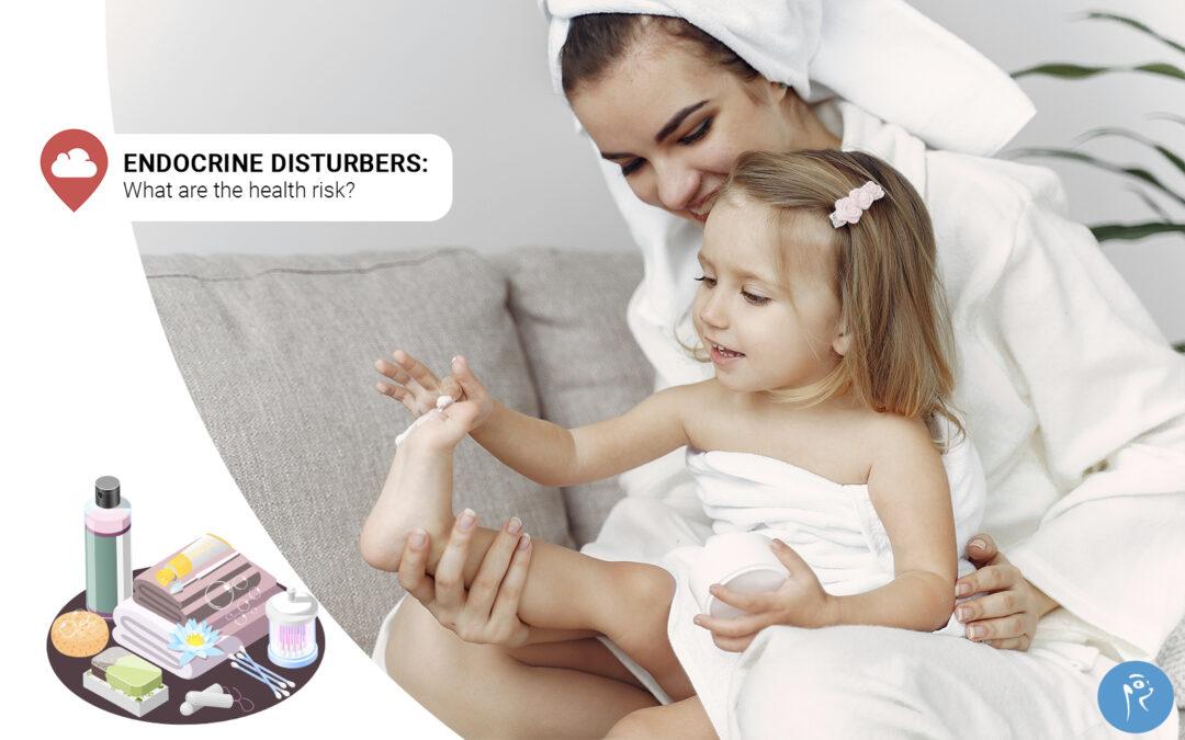 Endocrine disruptors: health risks