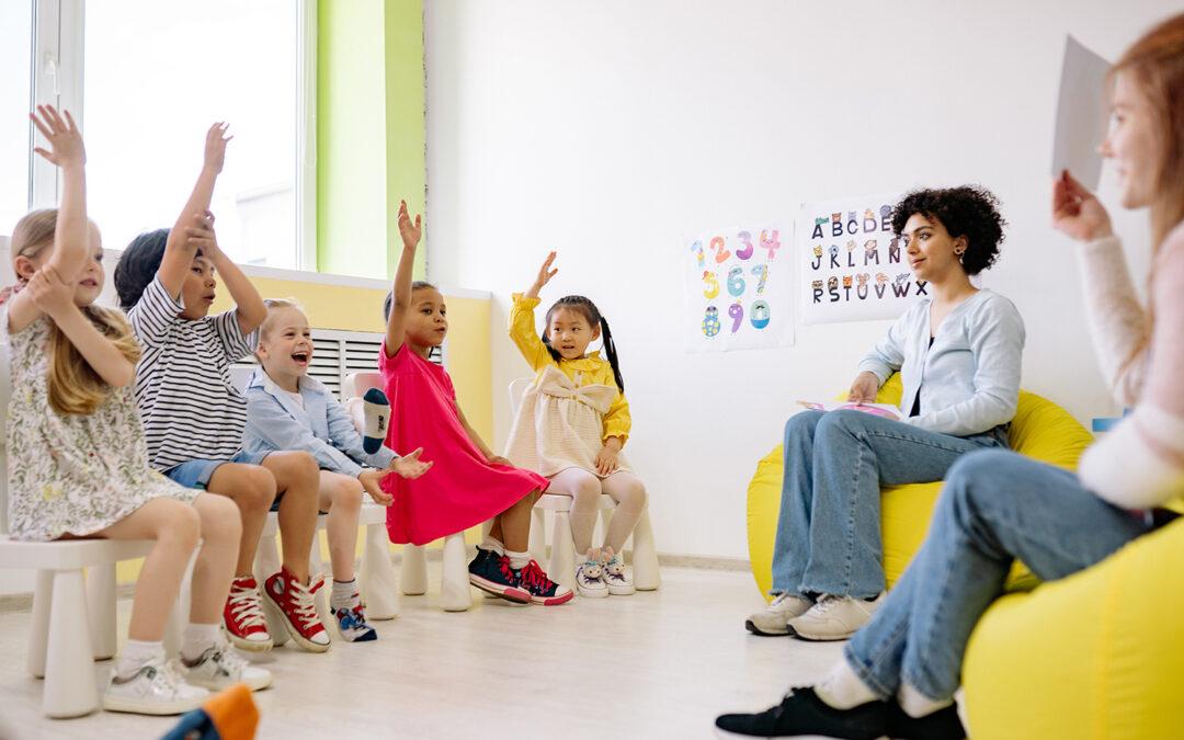 Écoles et crèches – Offrez leur le meilleur environnement possible.